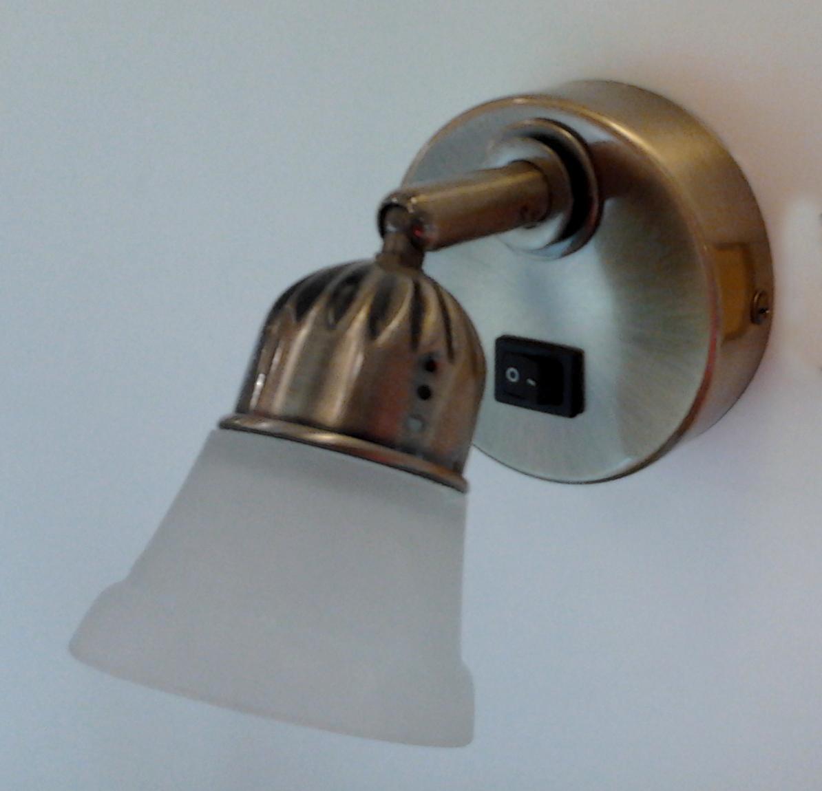 Bydlení - zařizování - Kdyby tohle nemělo ten hnusný do očí bijící vypínač :-(