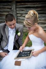 inspirace od novomanželů Ondrůškových :-)
