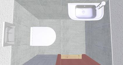návrh z koupelnového studia