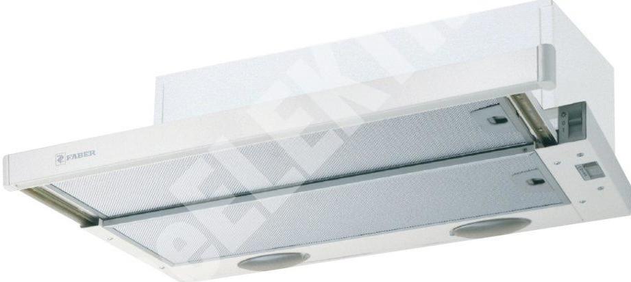 Bydlení - zařizování - Faber Flexa 50 W - výkon 300 m3/hod., hlučnost 57 dB