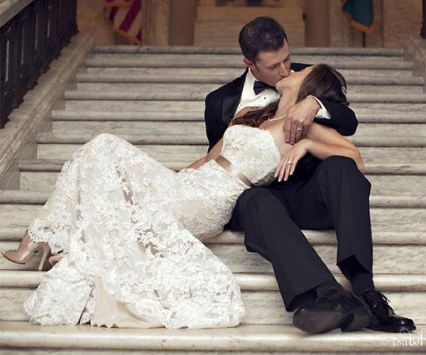 Inspirace na svatební fotky - Obrázek č. 1