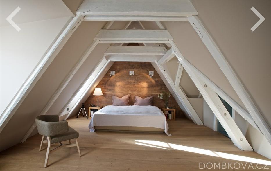 Podkrovní byt - Obrázek č. 21