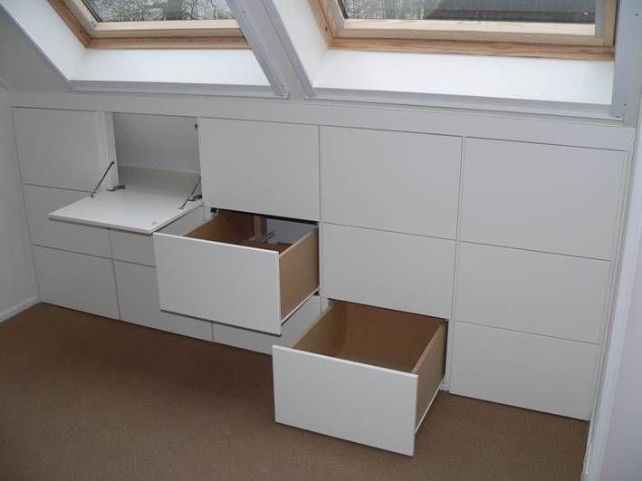Podkrovní byt - super řešení!