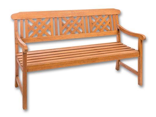 Zahrada - Kdo máte takovouhle či podobnou lavici? Jak jste spokojeni? Případně odkud ji máte?