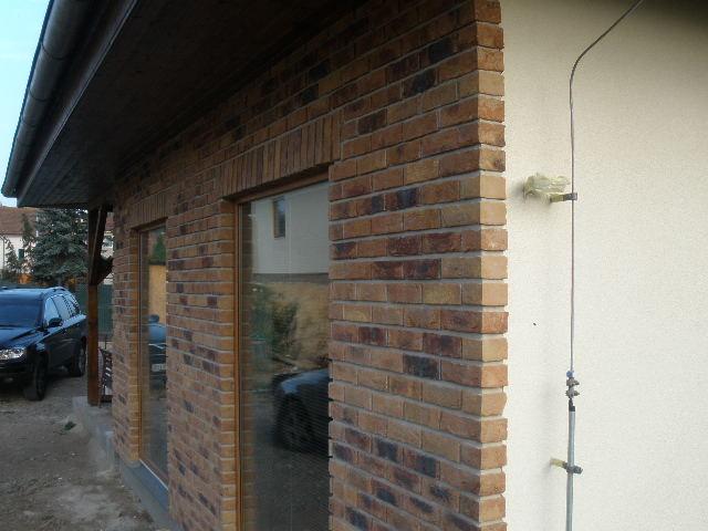 Bydlení - zařizování - detail kombinace s klasickou fasádou