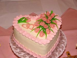 veľmi podobnú tortu sme napokon mali