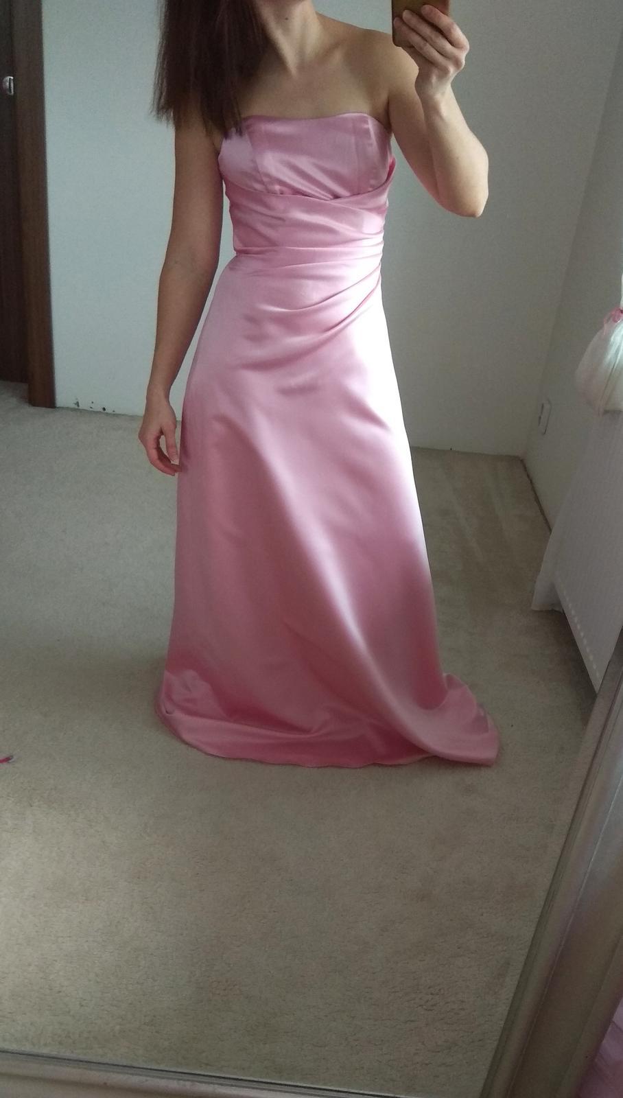 Společenské šaty - Obrázek č. 3