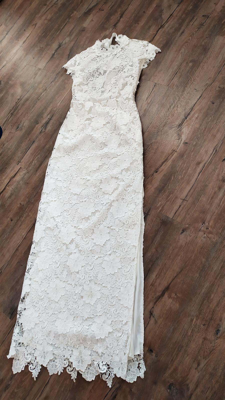Krajkové šaty Young Couture - Obrázek č. 2