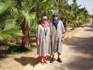 Výlet na Saharu...
