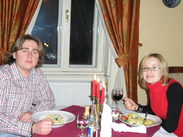 Janka a Petko - a tu sme pekne spolu...