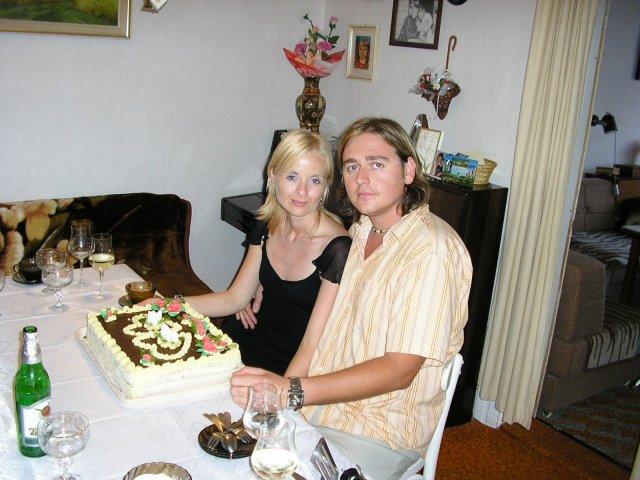 Janka a Petko - to sme my:)..22.7.2007
