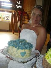 dort pro maminku nevěsty