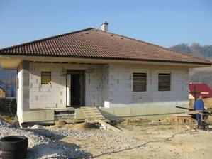 strecha a podbytka hotová