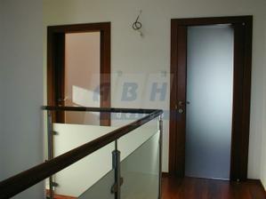 Dveře Barausse, alternativa místo celoskleněných dveří