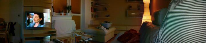 současná podoba obýváku