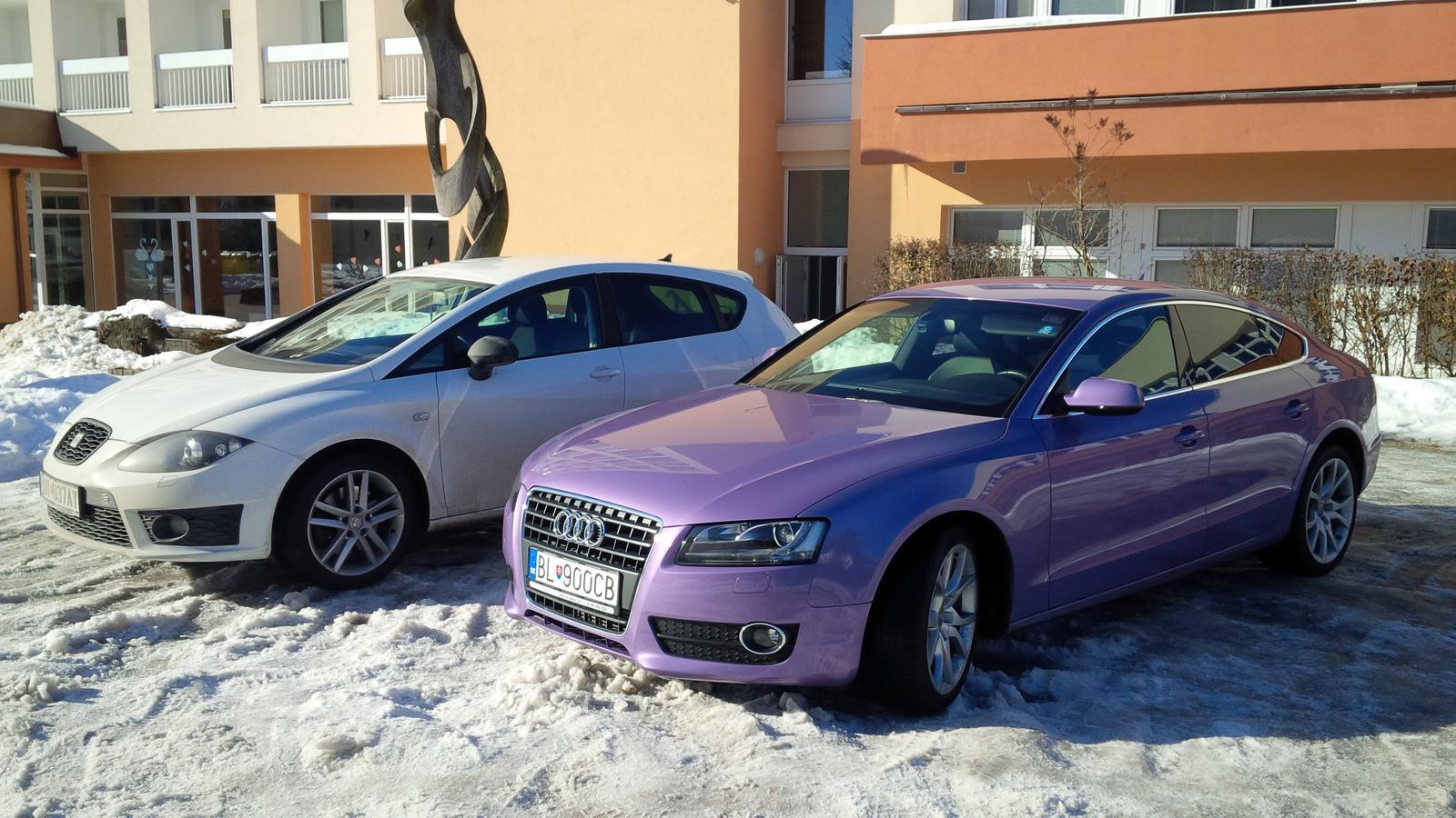 Simonka{{_AND_}}Janko - Naše svadobné autíčka :)