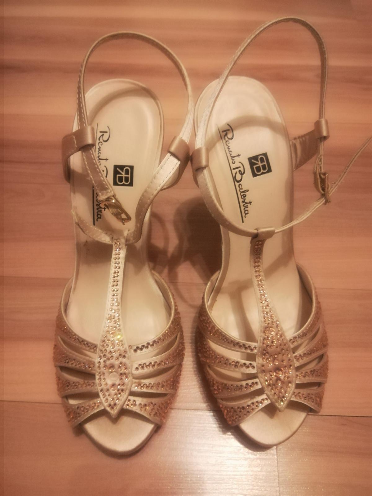 Kamienkove sandalky  - Obrázok č. 1