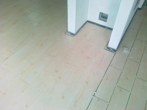 podlaha na prizemi