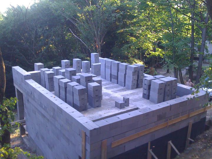Stavba chata - Obrázok č. 12