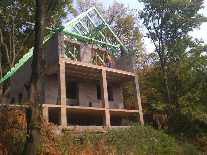 Stavba chata - Obrázok č. 17