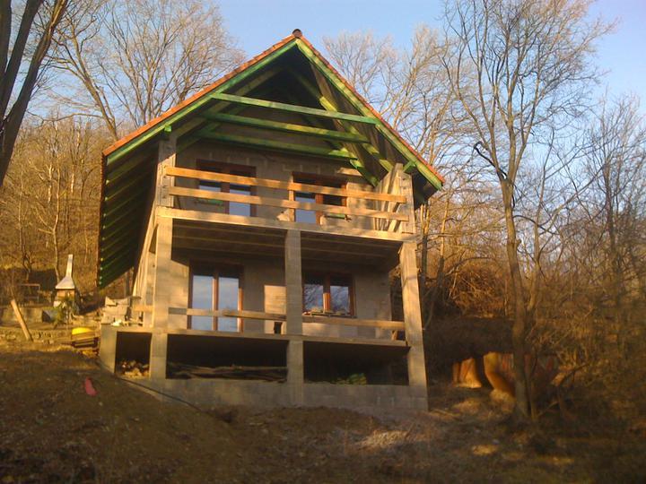 Stavba chata - Obrázok č. 27