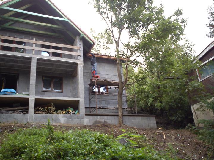 Stavba chata - Obrázok č. 39