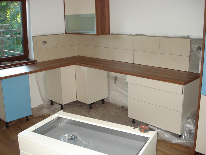 Kuchyňa - Obklad k vanilke