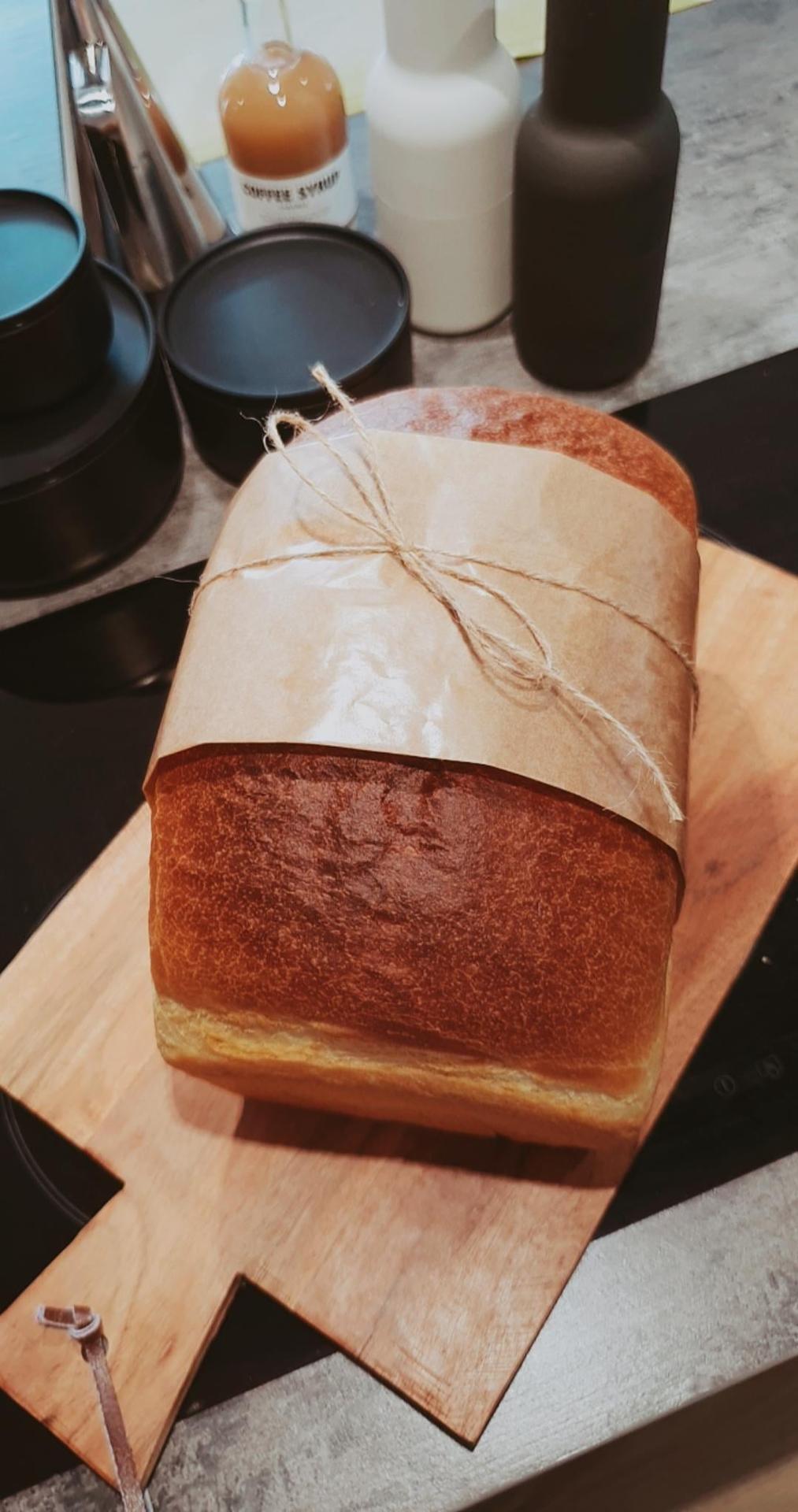 U nás 2020 -2021 - Jeden domácí toustový chleba..co začalo covid období ho peču každý týden je vynikající lepší jak kupovaný