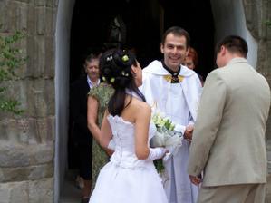 gratulácia od kaplana