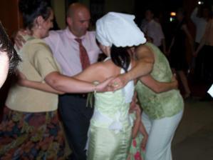 radový tanec