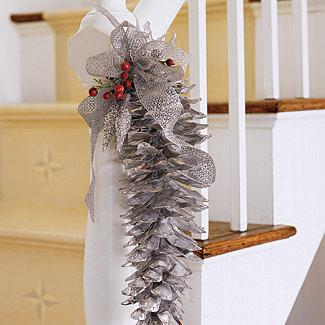 Natural christmas (aké dekorácie si môžeš vyrobiť sama:) ☃ - Obrázok č. 77