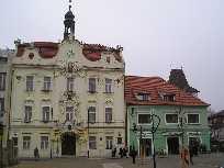berounská radnice