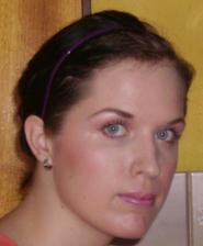 svatební make-up