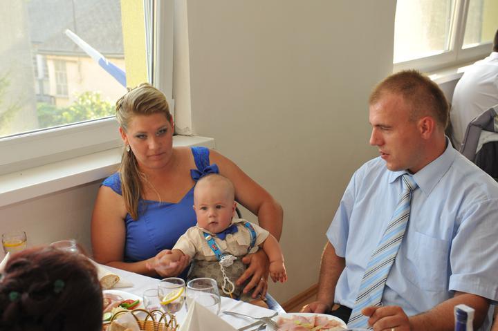 Erika{{_AND_}}Mirko - moje krsniatko najkrajšie....