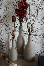 taky vazy vlastni vyroby, tyhle miluji :)