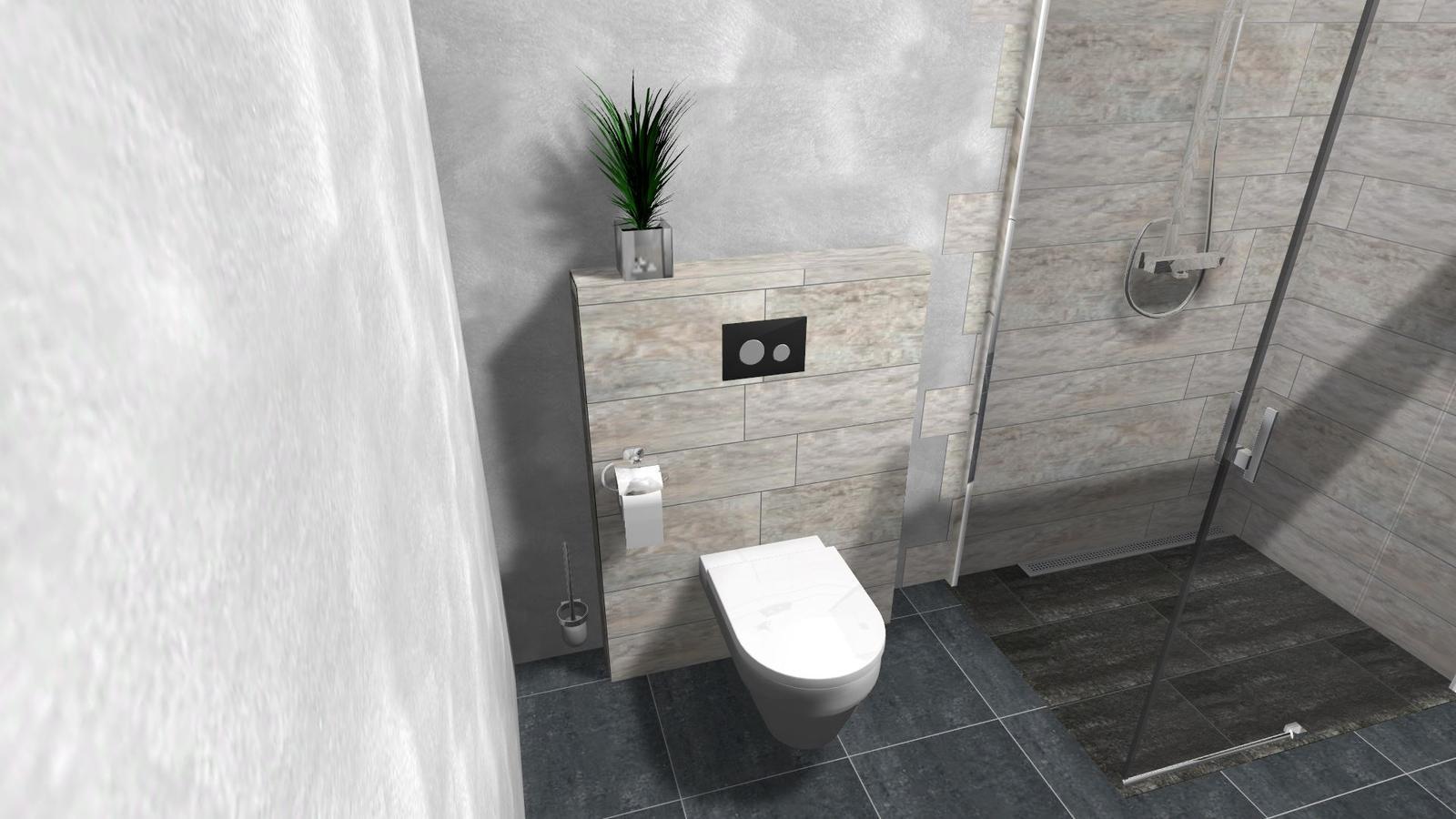 Splněný sen ... domeček - kombinace dreva a kamene s betonovou sterkou proste luxus