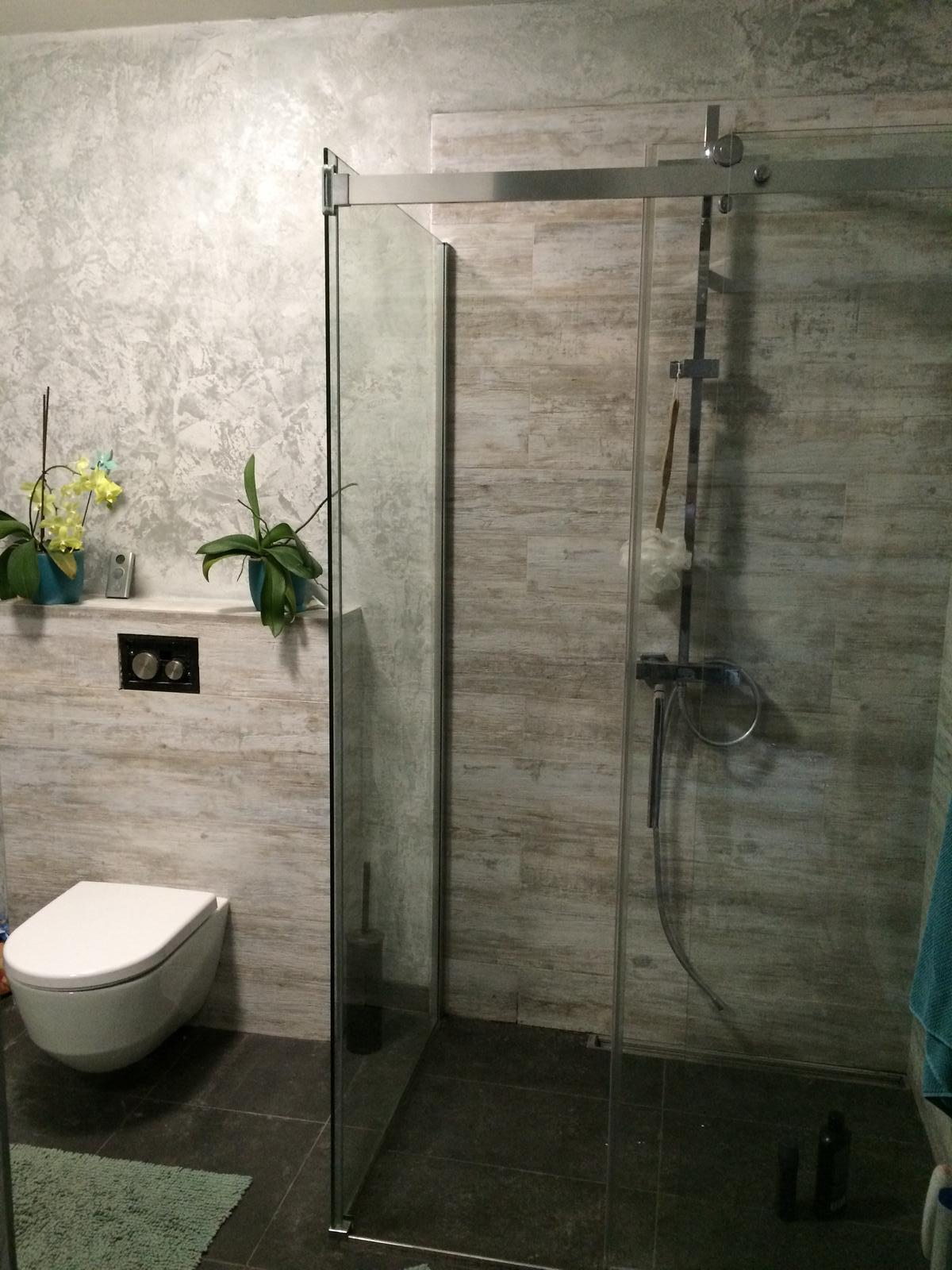 Splněný sen ... domeček - Sprchac