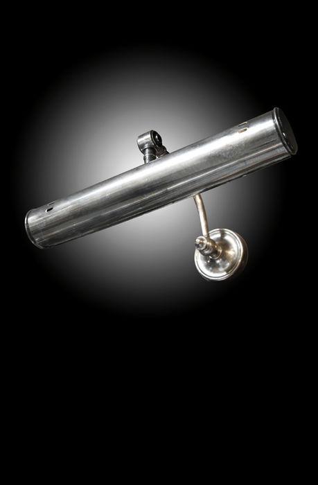 Splněný sen ... domeček - lampa nad zrvadlo do koupelny vybrana :)