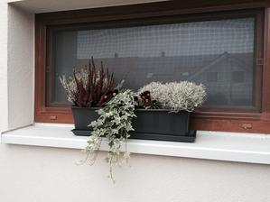 Podzimni vyzdoba, at je videt ze v dome bydli zenska :)
