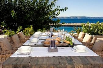 stolova deska na stul na terasu :)