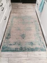 Dorazil koberec ;)