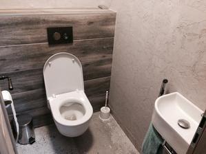WC - hotovo :)