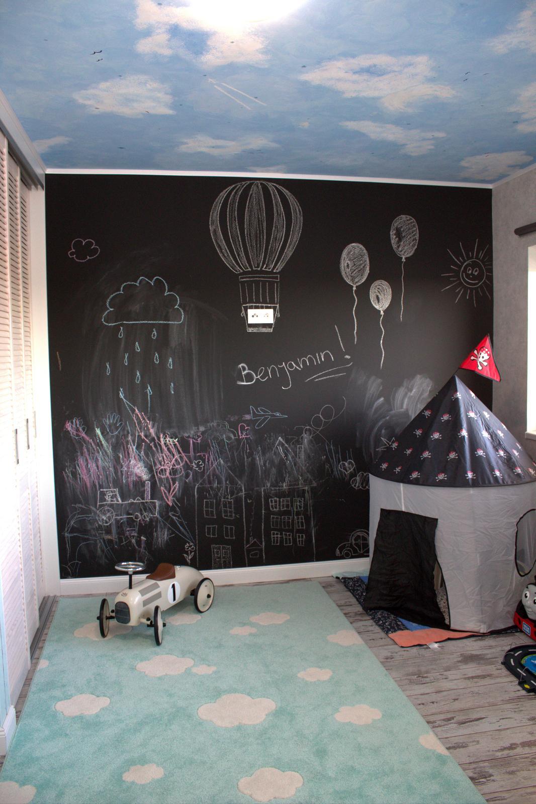 Tož, konečně! - tabulova barva od nikido.cz a maluvky v levo dole - original umeni Benicka :*
