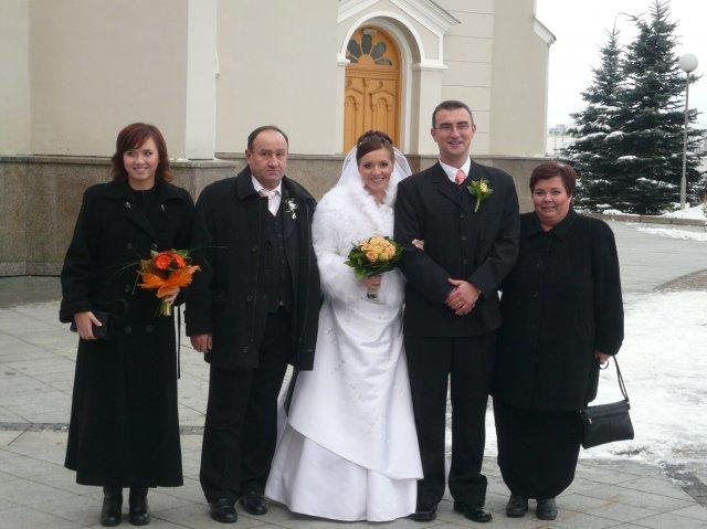 Janka J.{{_AND_}}Radovan M. - moji rodicia a sestra