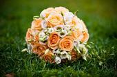 svadobné kytice,