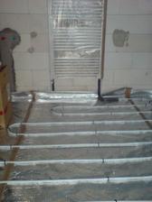 Podlahovka v kupelni....