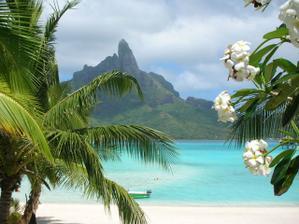 Bora Bora nasa vysnena dovolenka