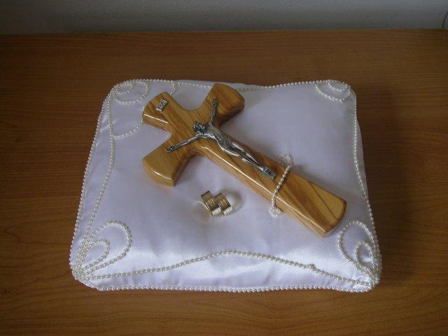 Prípravy na svadbičku - požičané...dakujem