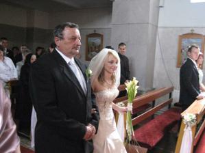 nevesta pred oltar