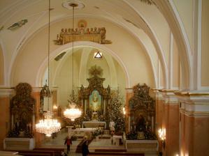 zosobaseni budeme v kostole Nanebovzatia Panny Márie v Turzovke